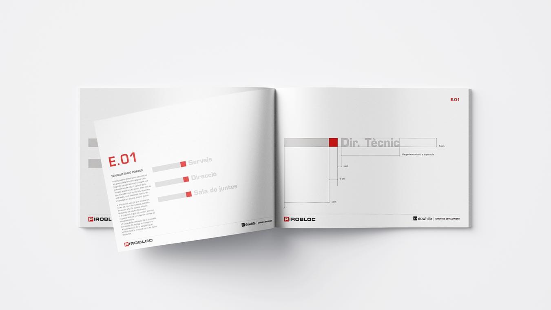 10 v diseno grafico branding identidad corporativa logotipo pirobloc1