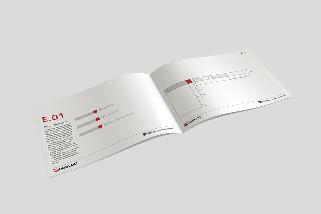18-diseno-grafico-branding-senaletica-pirobloc-manual-idenitat-indicaciones-senalizaciones-puertas-espacios-iconas