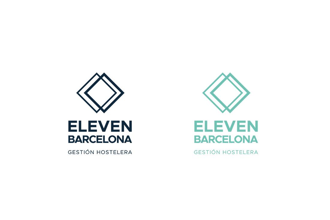 2-diseno-grafico-branding-web-eleven-barcelona-hosteleria-logos