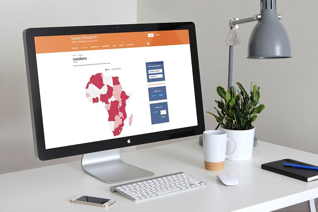 3 diseno grafico desarrollo web sagaci research location map