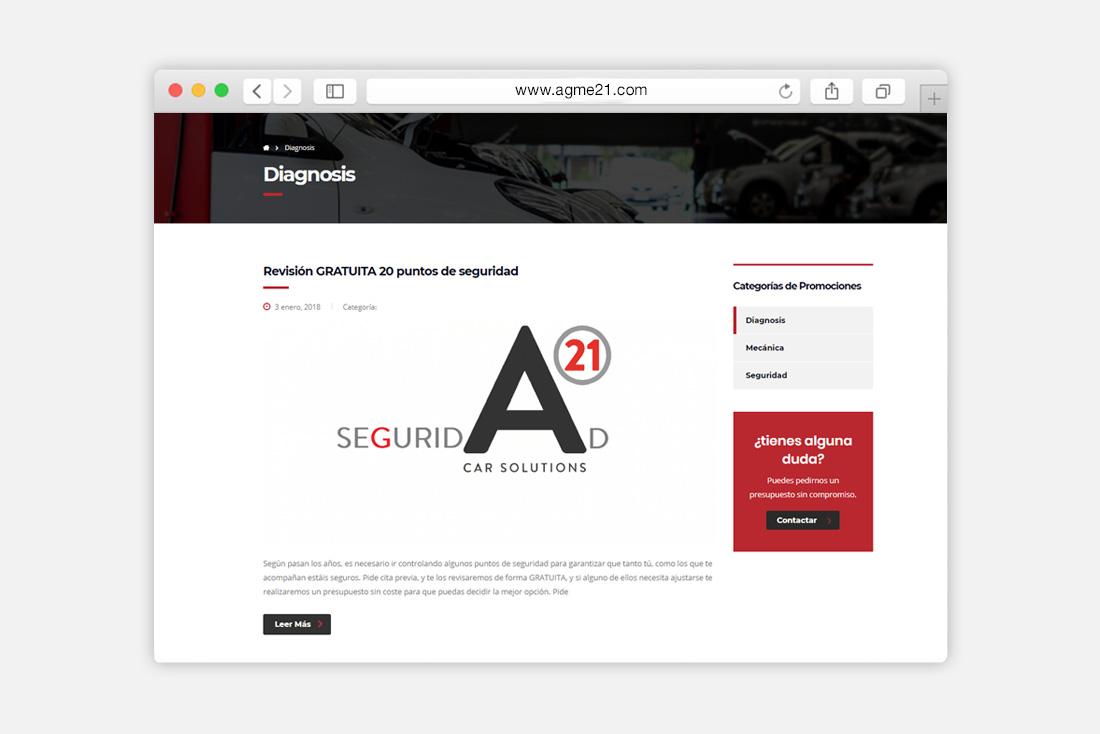 5 diseno grafico desarrollo web agme21 promociones