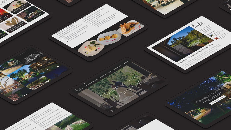 5 v diseno desarrollo web app masllombar
