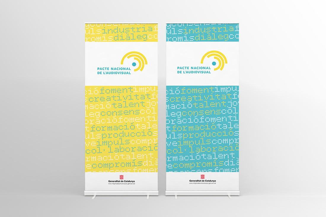 5-diseno-grafico-branding-rollup-pacte-nacional-audiovisual
