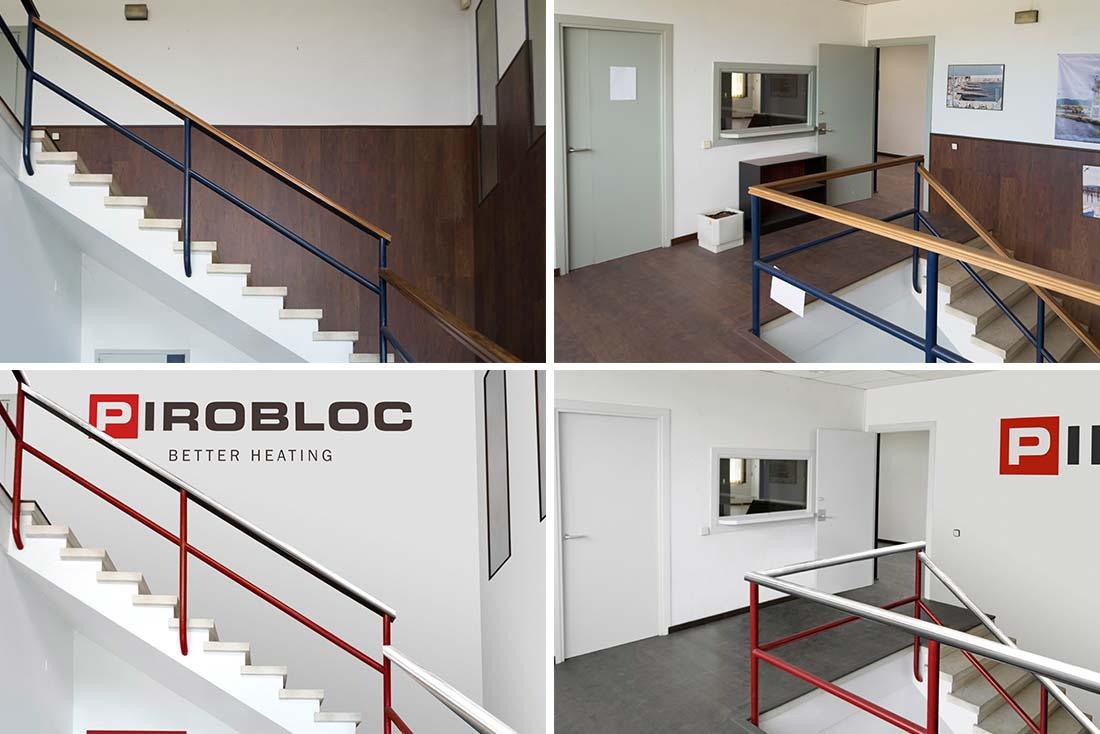 9-diseno-grafico-branding-senaletica-pirobloc-escaleras-entrada