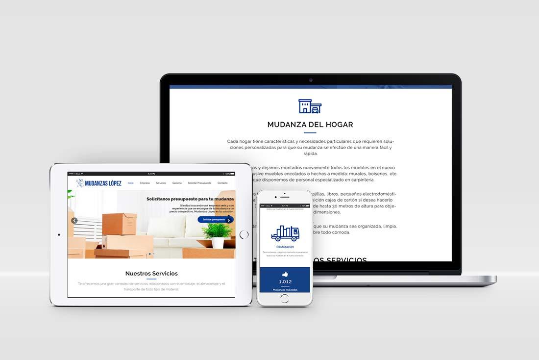 diseno-responsive-web-tablet-mudanzas-lopez