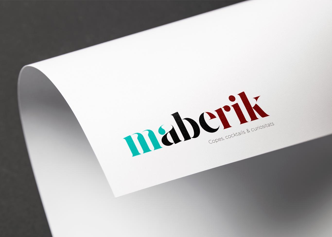logotipo 22maberick