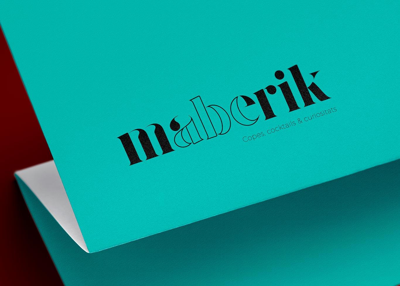 logotipo 23maberick